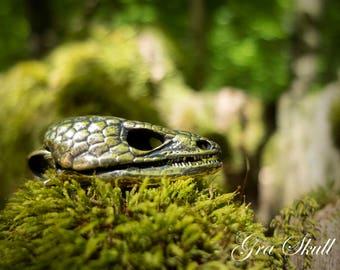 Armadillo Lizard Pendant