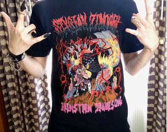Monster Hunter Stygian Zinogre Shirt