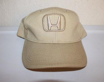 Vintage 90's Honda Velcro Dad Hat