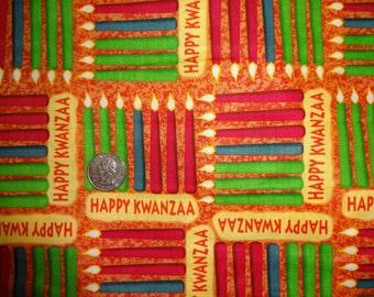Kwanzaa Fabric Etsy