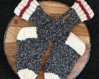 Knitting Patterns For Work Socks : Work socks Etsy