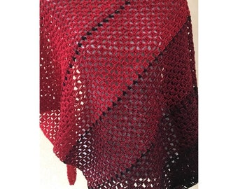"""The red cloth"" scarf"