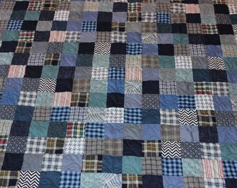 Custom Made Quilt - Patchwork Quilt - King Size Quilt - EVERYTHING SUPPLIED - 50% DEPOSIT