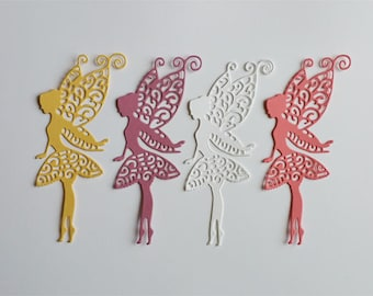 Fairy Die Cuts