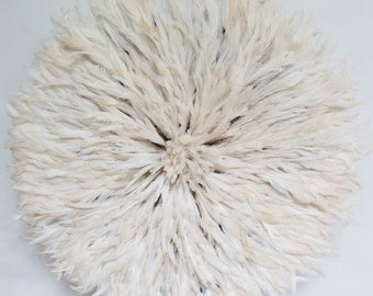 Authentic juju hat - Wall decor feather headdress
