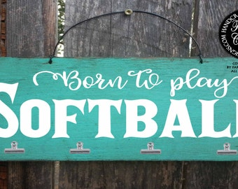 born to play softball, softball gift, softball team gift, softball player, gift for softball, softball girl, softball player, softball, 293