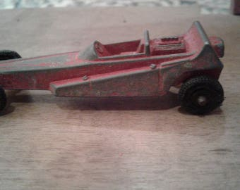 Vintage Tootietoy Hot Rod Car