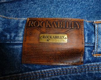 denil rockabilly pants