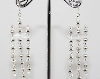 Cora Earrings - Swarovski© Crystal