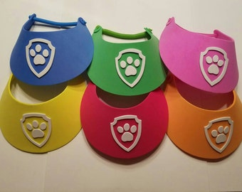 Paw Patrol Party Favor Hats (set of 6)