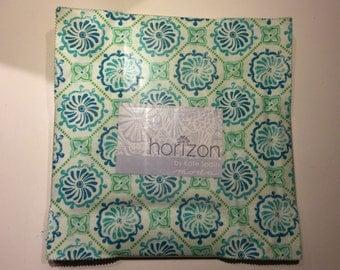 Kate Spain HORIZON layer cake quilting fabric