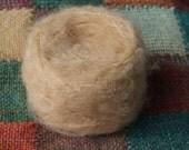 Wild Brushable Mohair Yarn, Blonde, 50g