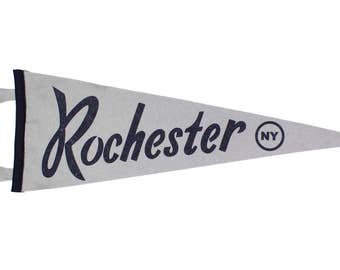 Classic Rochester Pennant