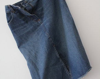 Vintage Armani Exchange DENIM SKIRT