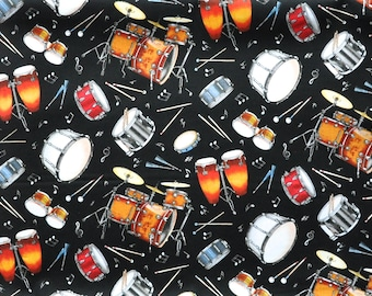 CUSTOM MEN'S BOXERS, Made to Order, Different Types of Drums, Gift for Drummer or Musician, Choose Size