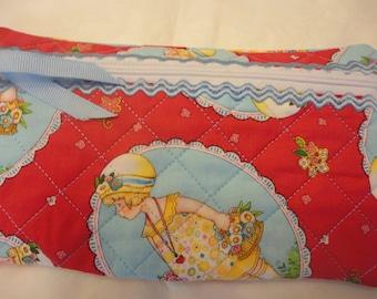Cosmetic bag Mary Engelbreit