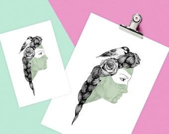 She Bird by Camila Fernandez