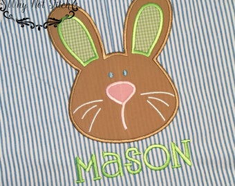 personalized Easter bunny shirt, Easter bunny kids tshirt  Easter kids shirts, kids bunny boys Easter outfit, custom Easter shirts for