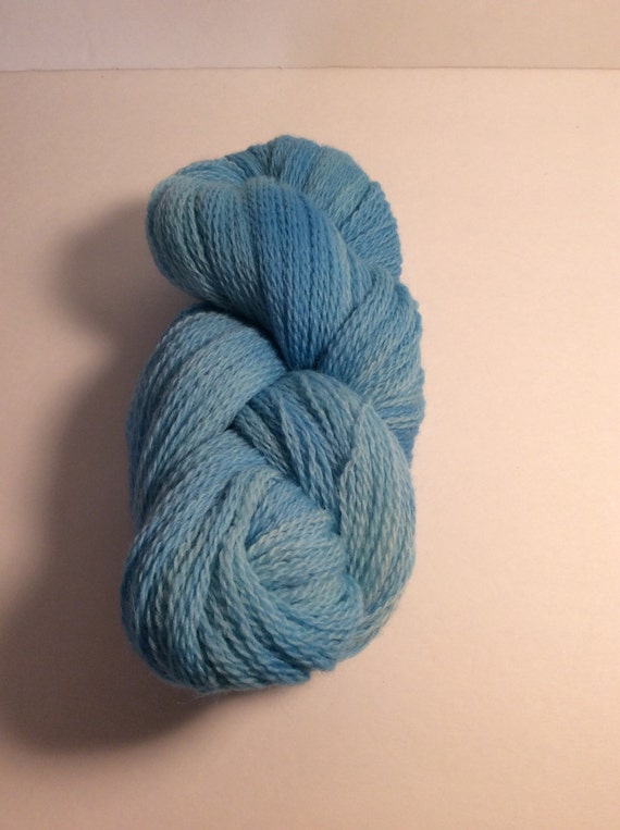 Hand Dyed Fingering Yarn