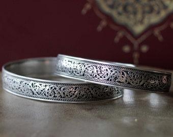 Nepal Style Handmade filigree Bracelet