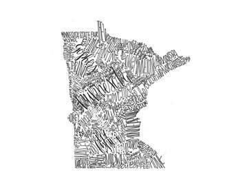 Minnesota - Digital Download