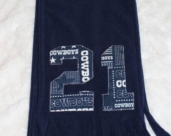 Dallas Cowboys Elliot Fleece Scarf