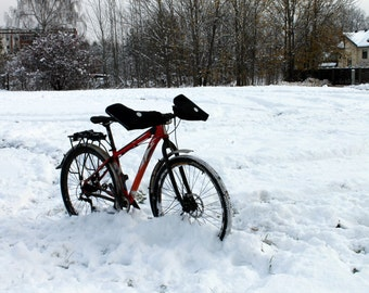 Winter bar gloves - black