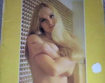MAYFAIR, 1960-70s Vol 3 No.3 Retro Erotica Glamour magazine