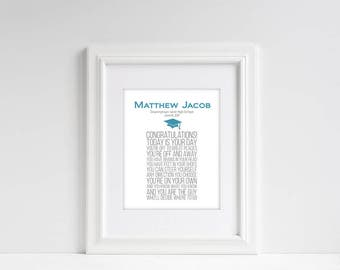 High School Graduation Gift | Class of 2017 | Graduation Gift | High School Grad | Gift for Her | Gift for Graduate | College Student Gift