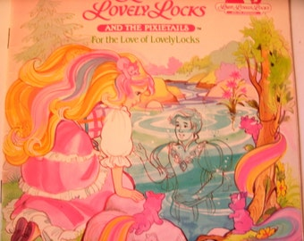 Lady LovelyLocks and the Pixietails, For the Love of LovelyLocks, 1987