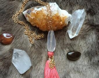 Coral Dream Necklace