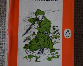 Greenmantle. John Buchan. An Vintage Orange Penguin Book 1132. 1956