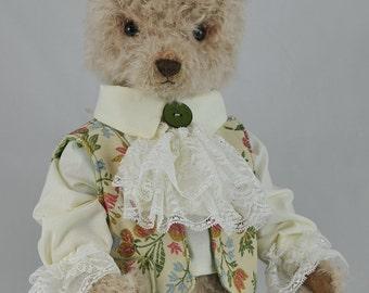 OOAK, artist bears, teddy bear, unique Piece, MARQUIS