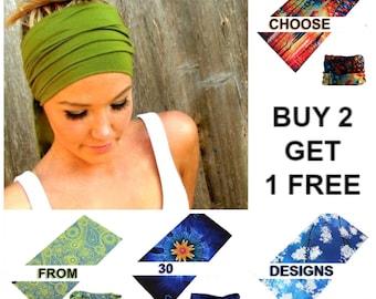 Yoga Headband / Fitness Headband / Workout Headband / Running Headband / turban / Top Selling Item / Boho Headband / Gift For Her