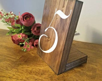 Rustic wedding table numbers, Wedding Table Numbers, standing table numbers, Wood Table Numbers, Rustic Table numbers, Wedding table numbers