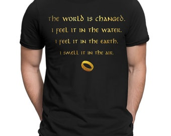 T-shirt Tolkien (Lord of the rings)