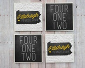 Pittsburgh / Pittsburgh Coasters / Pittsburgh Pennsylvania / 412 / Pittsburgh Home / Pittsburgh Steelers / Pittsburgh Penguins / Steel City