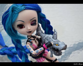 Full Custom OOAK by Lydia Studio Pullip