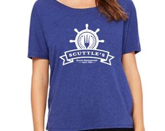 Disney Shirts Scuttles Quality Dinglehoppers Little Mermaid Shirt Disneyland Shirt Disney World Shirt Disney Cruise Shirt