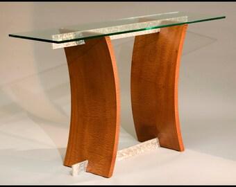 Metal Hall Table metal hall table | etsy
