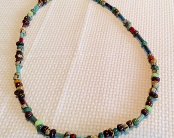 Picasso Bead Necklace