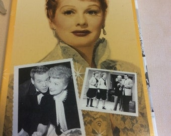 Vintage DVD, Lucy and Desi visit Ed Sullivan,1956 Episode on Ed Sullivan Show. Movies and Music, I love Lucy, Lucille Ball.