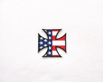 American cross patch