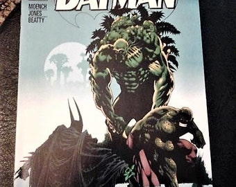 batman issue 522//dc comics//1995//swamp thing//nm condition