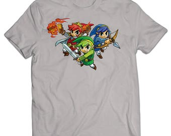 The Legend of Zelda: Tri Force Heroes T-shirt