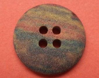 10 BUTTONS dark red dark blue yellow 16mm (4988) button