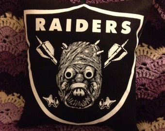 Tusken Raiders Pillow