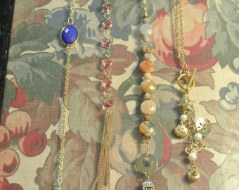 Lovely Y Necklaces to Choose From