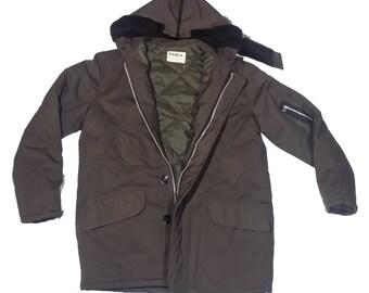 VTG 70's Winter Parka Jacket