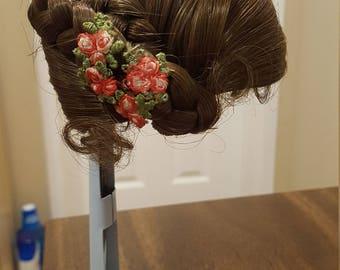 Beautiful Vintage Heidi Doll wig Size: 10-11